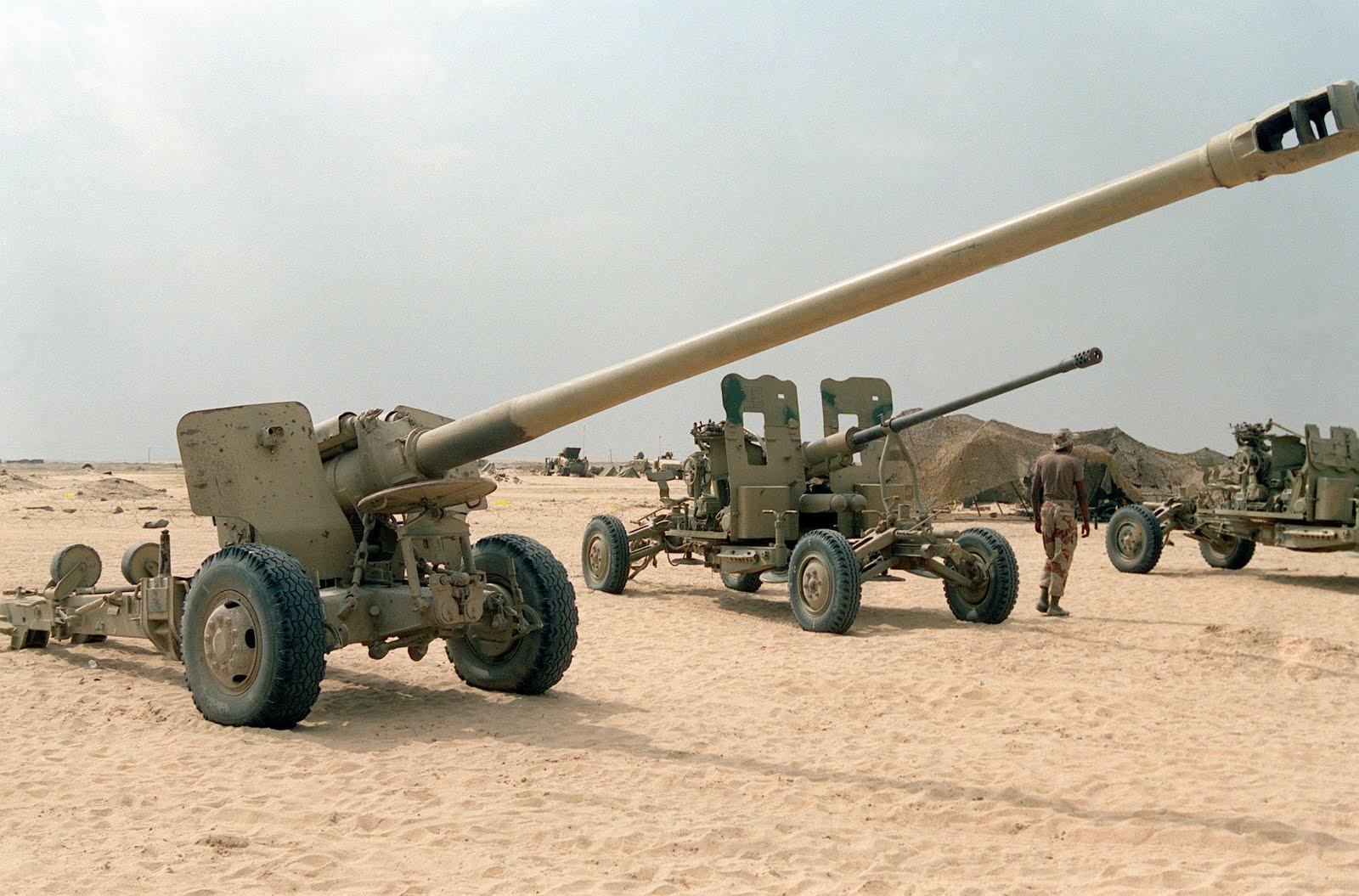 صنع في مصر - صفحة 3 Iraqi_Type_59_130_mm_field_gun