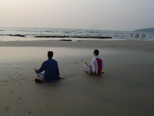 Медитации знаков Зодиака - Телец Meditationplage