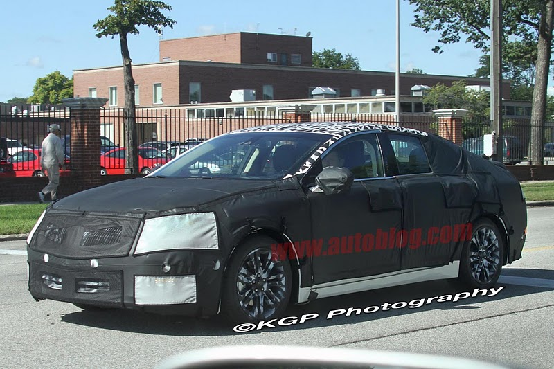 2016 - [Lincoln] MKZ 002-spy-shots-lincoln-mkz