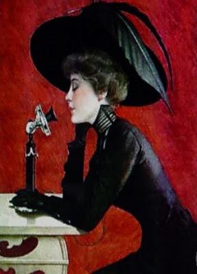 ΤΗΛΕΦΩΝΟ Vintage_phone_woman_black_dress_hat_lady_card-r4ed86379fed946509344136099a35324_xvuat_8byvr_512
