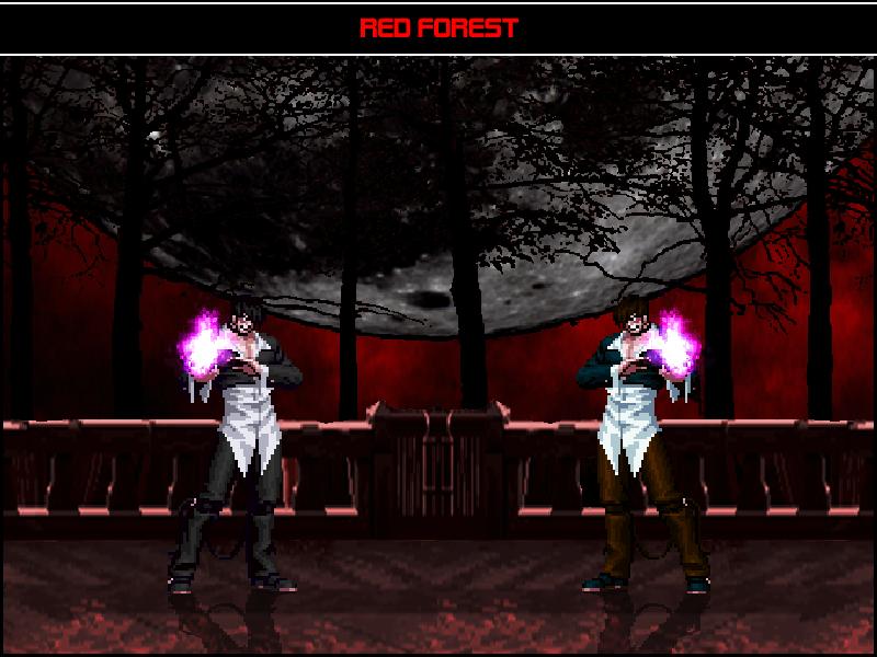 [STAGE] Red Forest [640x480][Mugen 1.0] [Mugen 1.1 + Zoom]  Red%2BForest