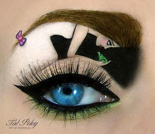 Umetnost na kapcima-Eye art - Page 16 Make-up-art-tal-peleg-11