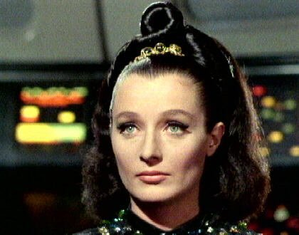 The Top 50 Babes in Star Trek Original Series Diana_Younger