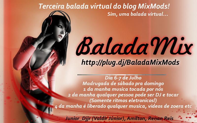 Balada Mix #3 (Balada virtual do blog) Baladamix