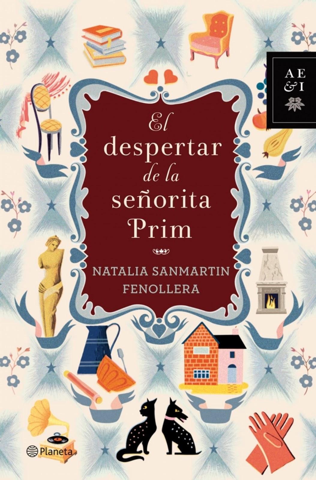 L'éveil de Mademoiselle Prim de Natalia Sanmartin Fenollera El-despertar-de-la-senorita-prim-ebook-9788408113430