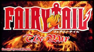 Fairy Tail - The War Logo