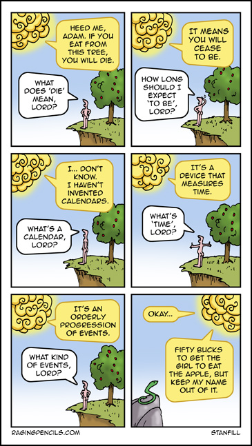 Őrültségek tárháza - Page 4 Genesis