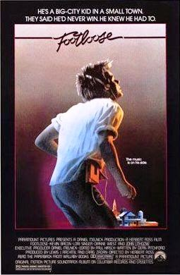 Footloose (1984) FootloosePoster