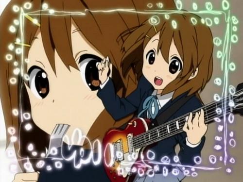 K-On! Yui_hirasawa