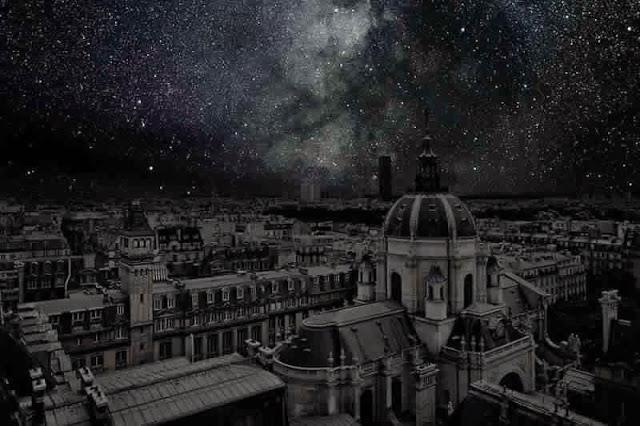كيف ستبدوا المدن الكبرى لو خيم عليها الظــلآم الدامـس ..؟! Paris3