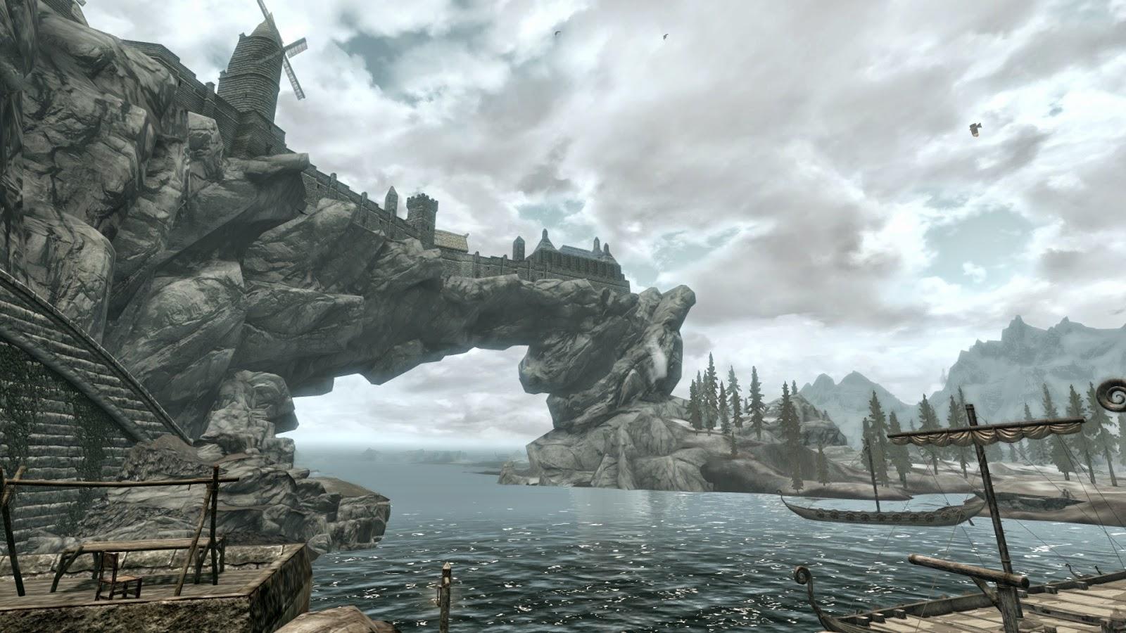 The Elder Scroll V : Skyrim [Xbox360, PS3, PC] Solitude