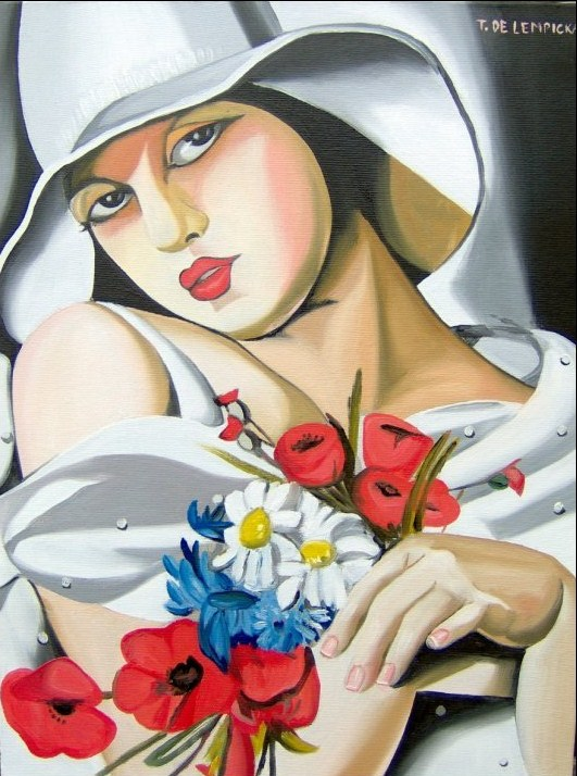 Arte varia - Pagina 13 Tamara_de_lempicka_033_in_piena_estate