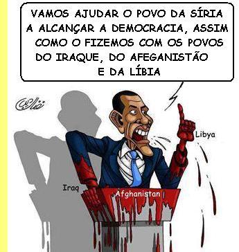 ESTADOS UNIDOS CREÓ A AL QAEDA, Y PAGA PARA QUE LE HAGAN EL TRABAJO - Página 2 Obama_siria