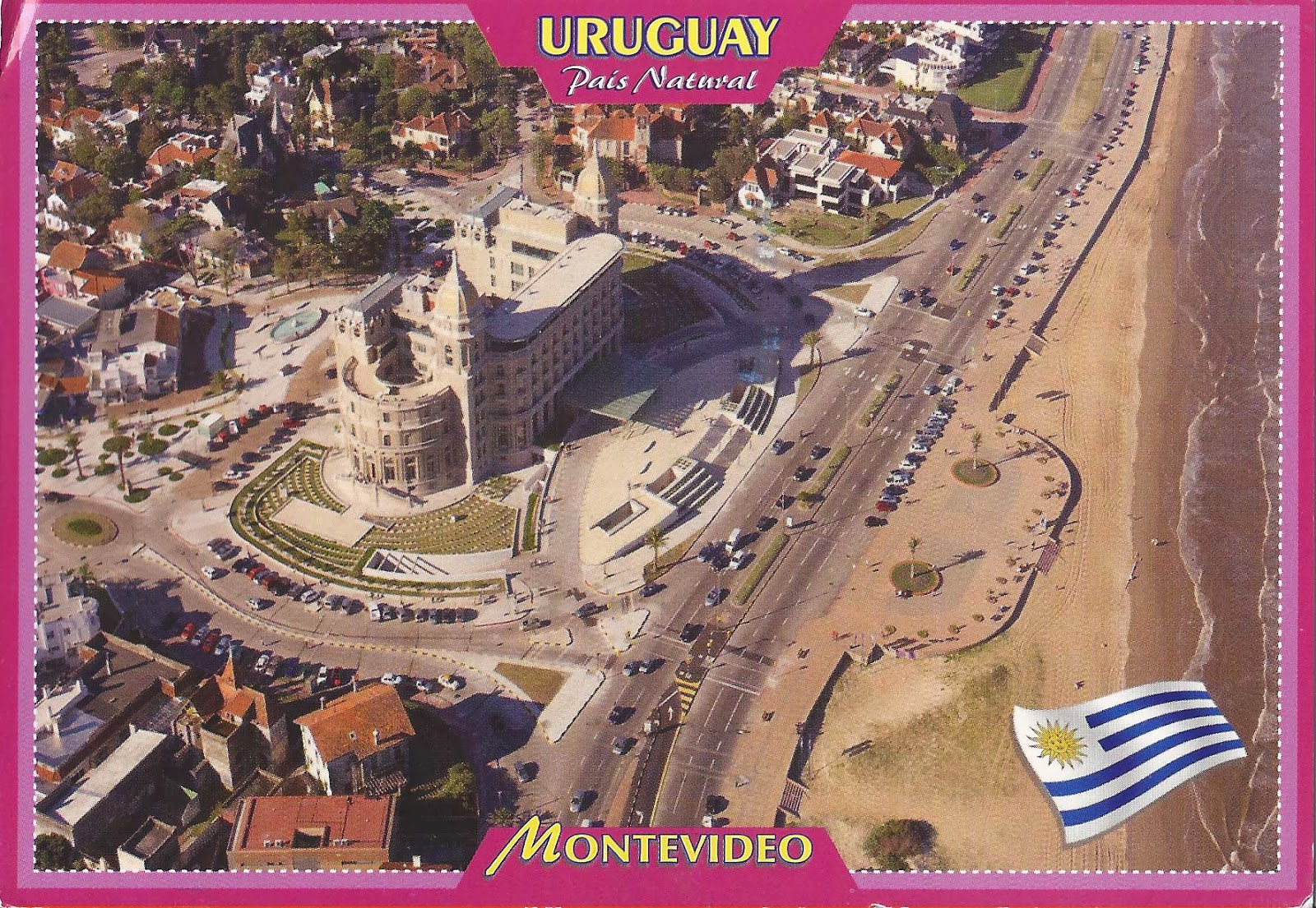 Pošalji mi razglednicu, neću SMS, po azbuci - Page 20 Uruguay2