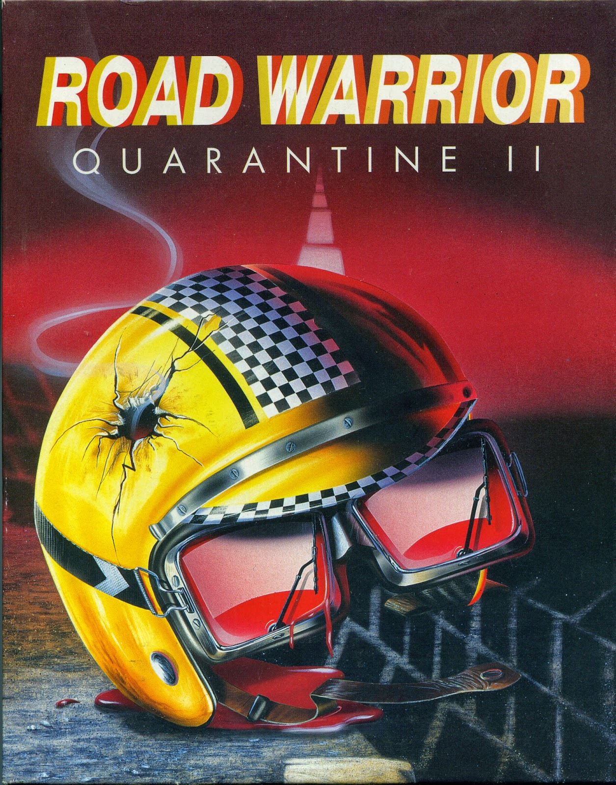 Quarantine II: Road Warrior Quarantine%2BII%2BRoad%2BWarrior