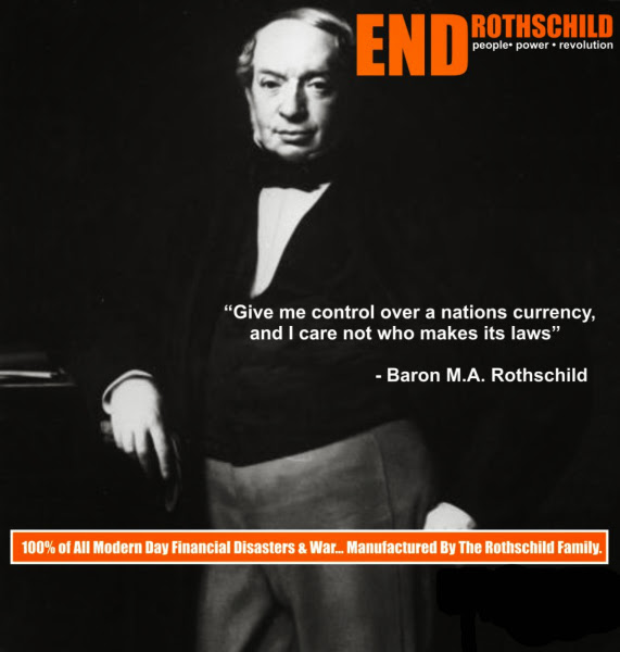 Update: A Changing World - the Good, the Bad, the Truth!  End-rothschild