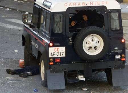 10 años de la muerte de Carlo Giuliani Carlo2