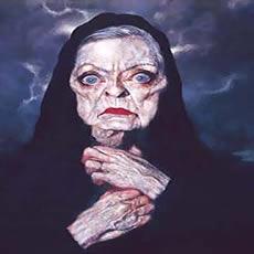 Imágenes de brujas y demonios Bruja_vieja