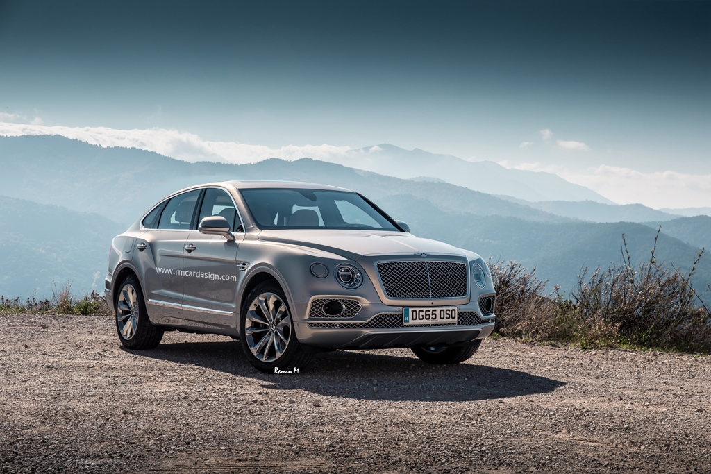 "20?? - [Bentley] Bentayaga ""coupé"" Bentley-Bentayga-Coupe-1"