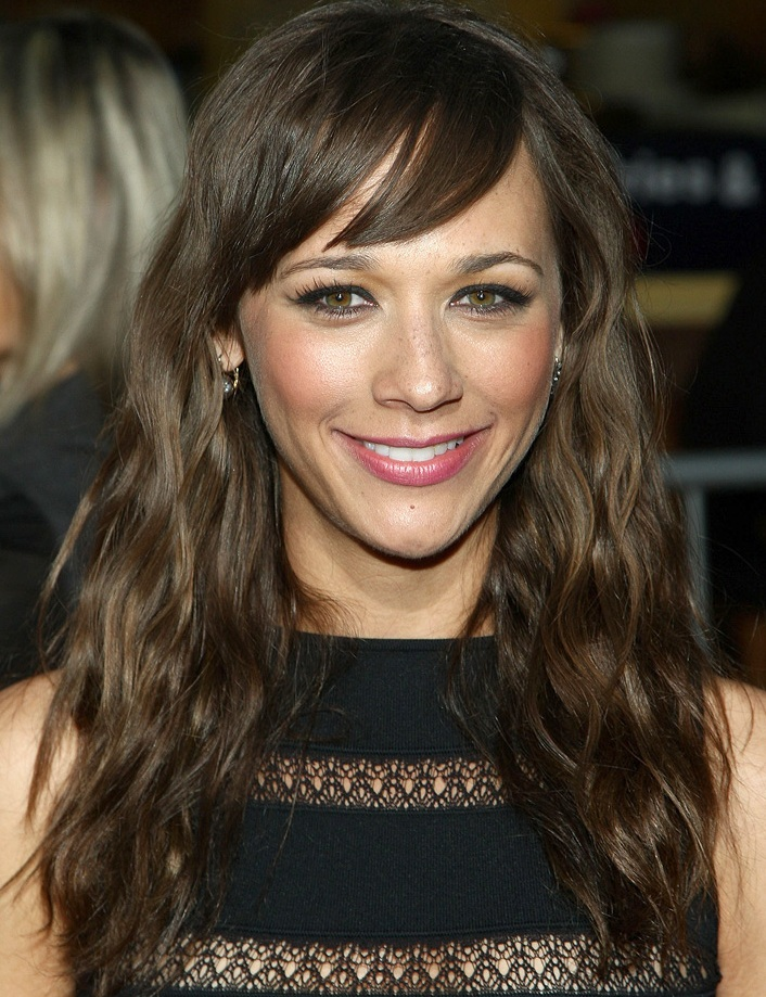 ¿Cuánto mide Rashida Jones? - Real height Rashida%2BJones3