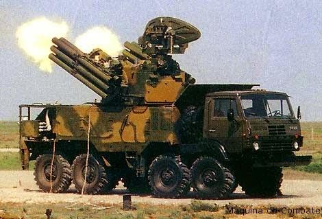 100 años de la defensa antiaérea rusa Pantsir-S1