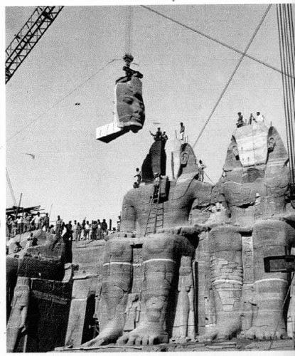 El traslado de los templos de Abu Simbel  Traslado%2Bde%2Blos%2Btemplos%2Bde%2BAbu%2BSimbel%2B2