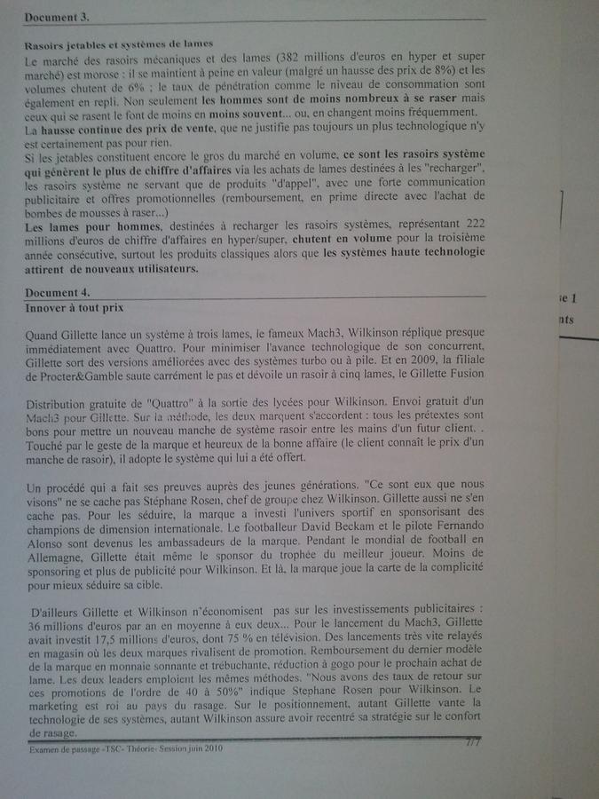 passage - Examen de Passage TSC Pratique et Théorique 2010 007