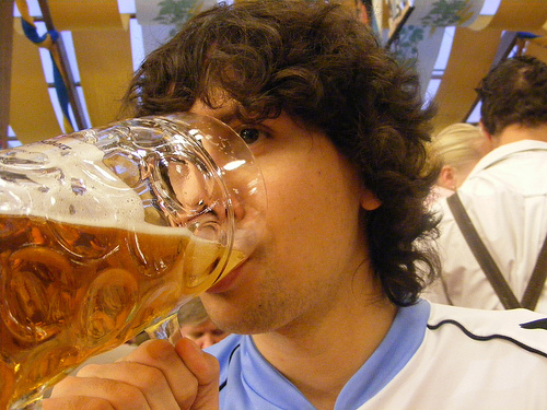 TOY PREOCUPADO POR QUERMOOOOO!! Beber-cerveza