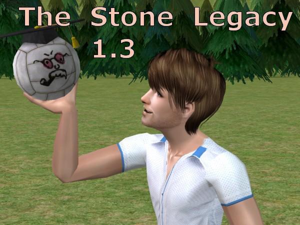 The Stone Legacy 2.0 8yy0