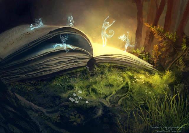 La magia en un libro 421030_501175623239793_1898404978_n