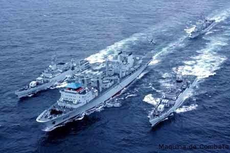 """guerra - Una guerra """"en teoría"""" contra China - Página 3 Armada-china"""