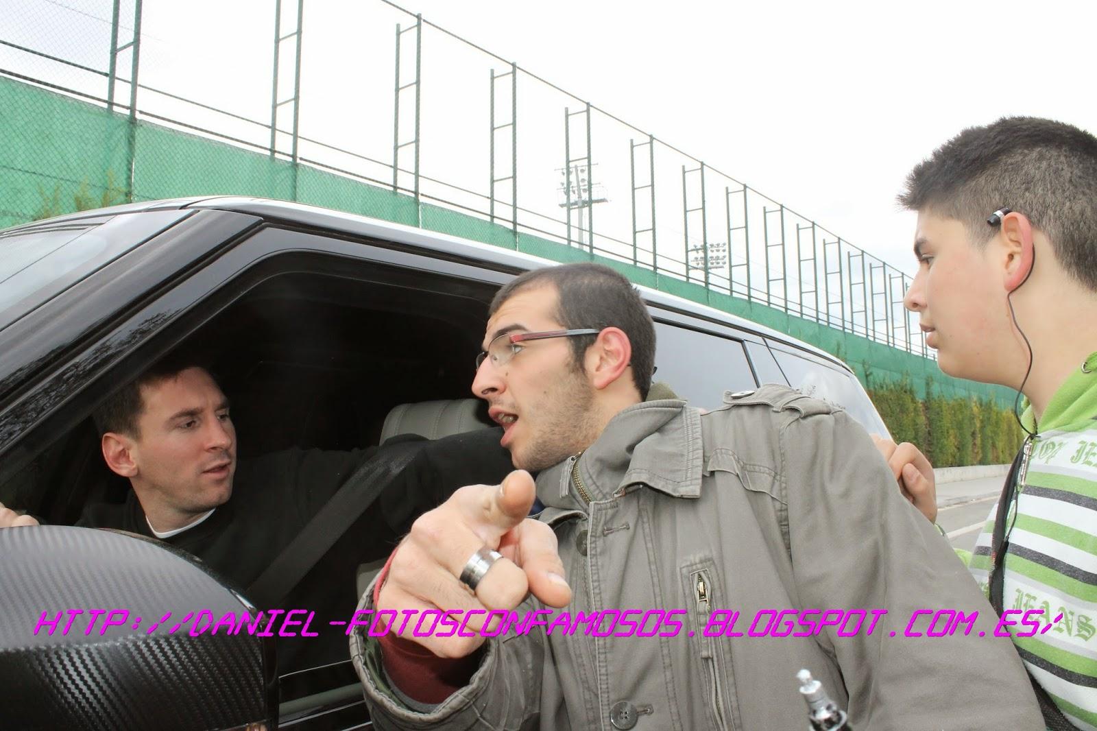 ¿Cuánto mide Danifotos? (Daniel fotos con famosos) -  (cazafotos) - Altura Messi