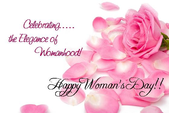 Happy Women's Day!! Timesamacharcom