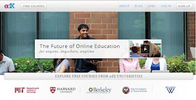 تحصل على شهادة عليا  من ارقى الجامعات العالمية وهذا كله من منزلك -لكل الطلبة مفيد وحصري جدا - Edx1