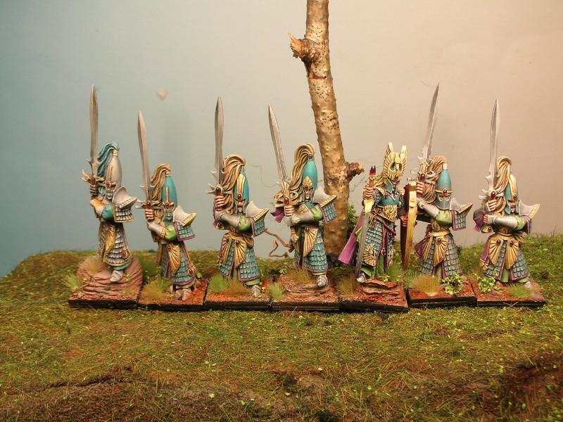 Maybe the beginning of a High Elf army SchwertmeisterHP1