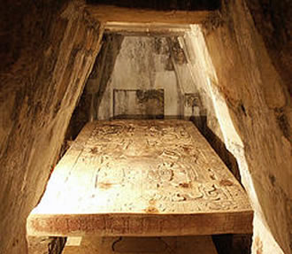 """Ancient Rocket"" Found Beneath Pakal's Tomb? Pakal"