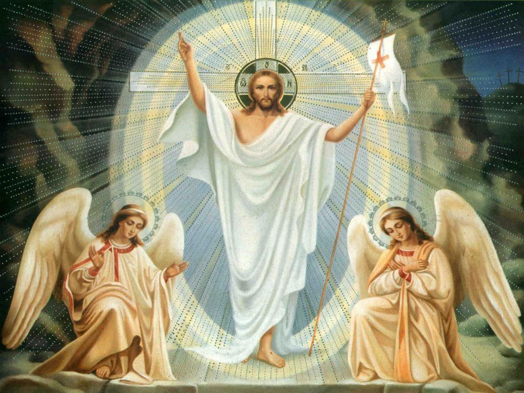 Easter Blessings Holidays_Easter_Christ_is_risen__015779_