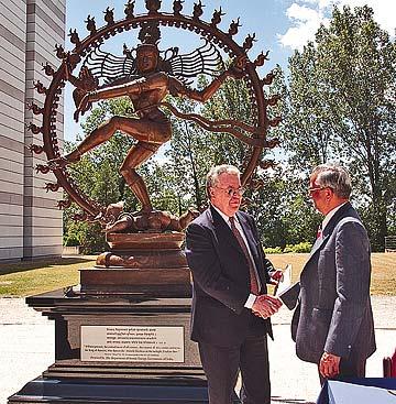 """Ложь мирового масштаба. """"Эффект Манделы"""" создаёт ЦЕРН... DIAS_CERN_nataraja"""