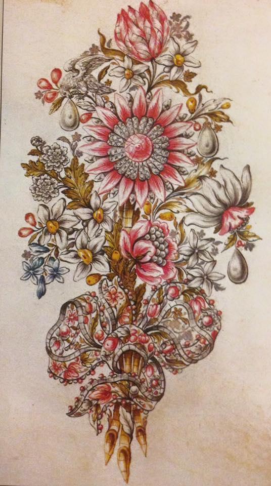 Arti decorative... Ornamento-da-corpetto