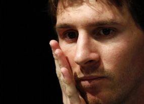 """Messi backstabs Xavi """"Sometimes you can not play attractive football"""" Messi"""