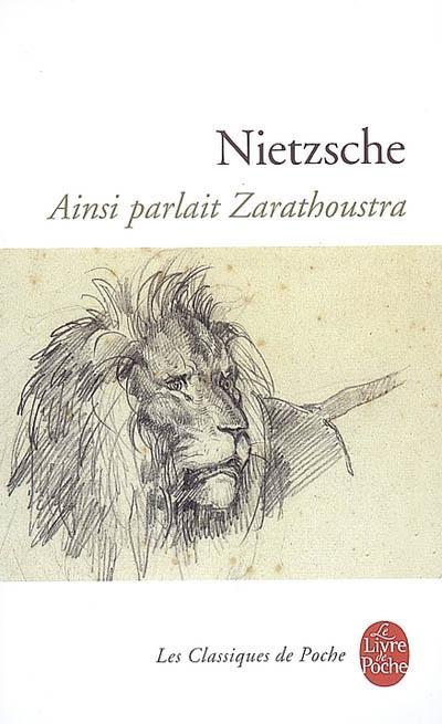 Belles couvertures. Ainsi-parlait-Zarathoustra-Nietzsche