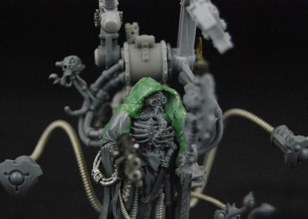 Warhammer 30k Sons of Horus  Dark_Mechanicus_WIP_03