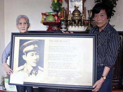 Tưởng nhớ liệt sĩ Lê Đình Chinh Meanhhung