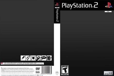 Portada Generica para los juegos de Rpg Maker PS2