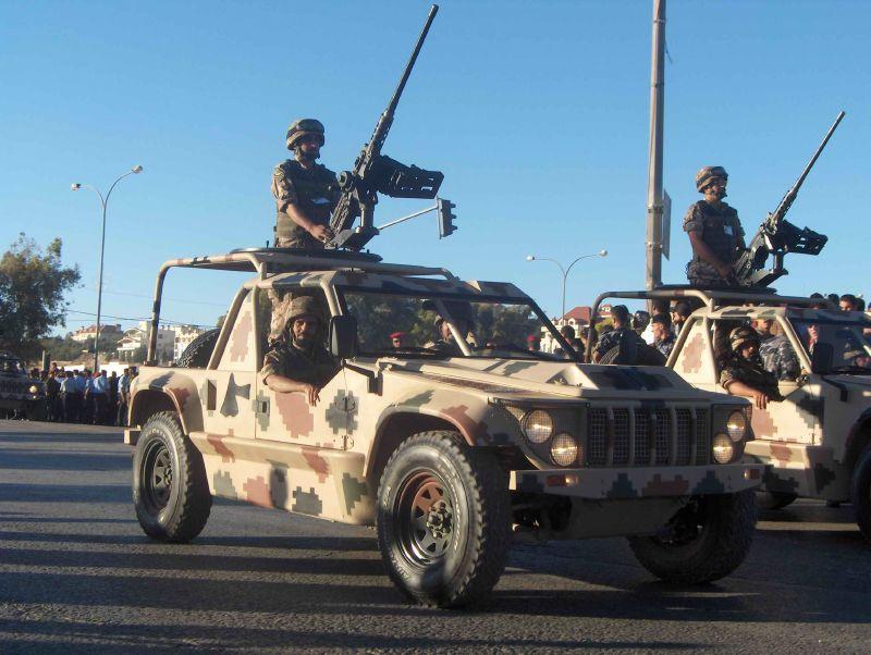 Fuerzas Armadas de Jordania Jordan18
