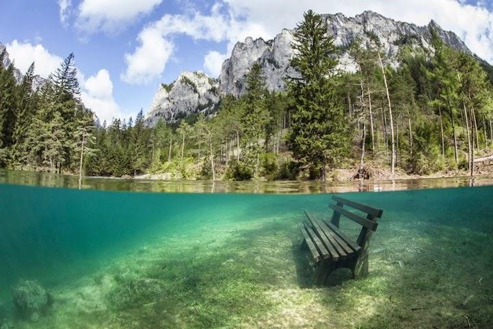 Grüner See (il Lago Verde) - Austria  Greenlake3