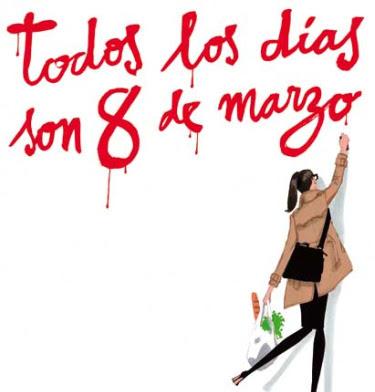 ¡¡¡ A TI MUJER !!!  por ser como eres,   ¡¡¡ la mejor !!! Todos_los_dias_son_8_de_marzo