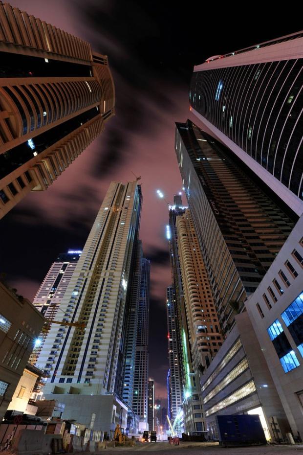 دبي ليلاً - صوراً غاية في الجمال Dubai-amazing-photos23