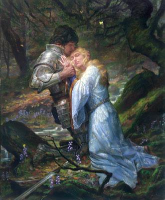 RELATOS CON METAFICCIÓN. Lancelot