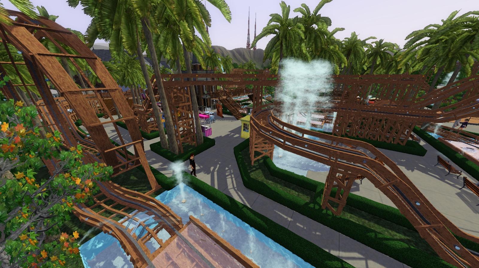 [Descarga] Parque Adventure Park. Screenshot-52